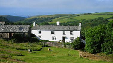 Self-catering cottages in a stunning location in Cornwall