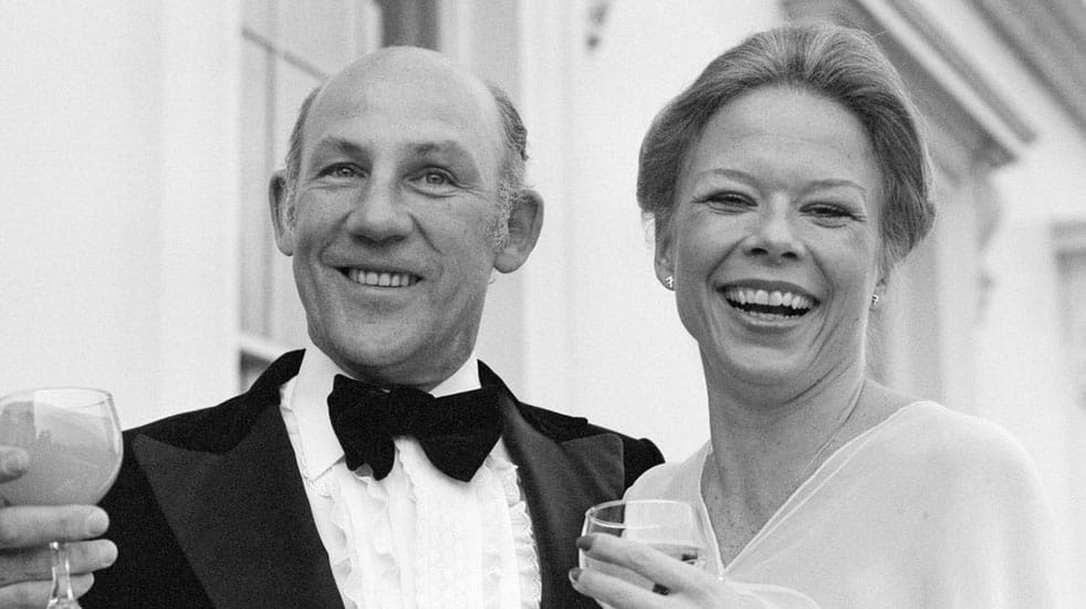 10 amazing facts about Stirling Moss; married