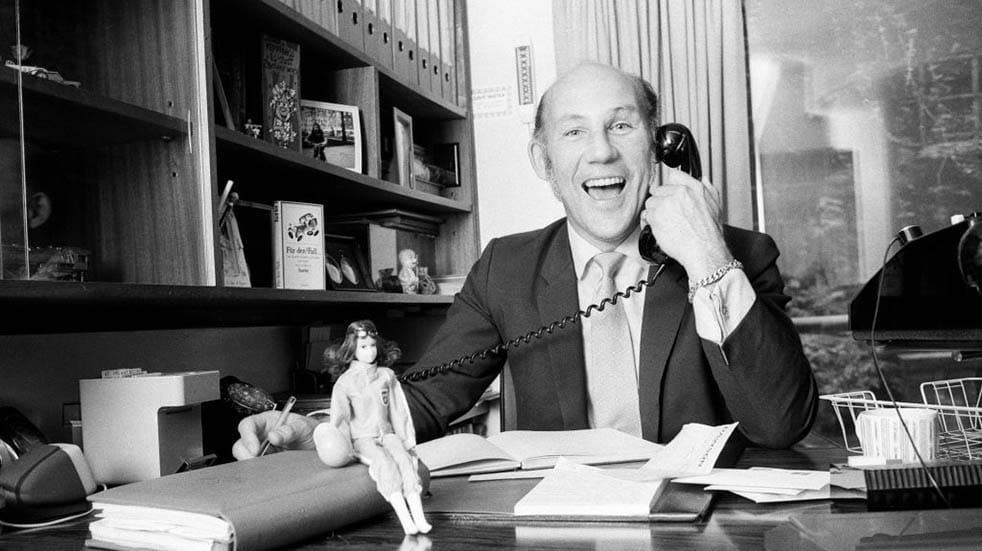 10 amazing facts about Stirling Moss; home office