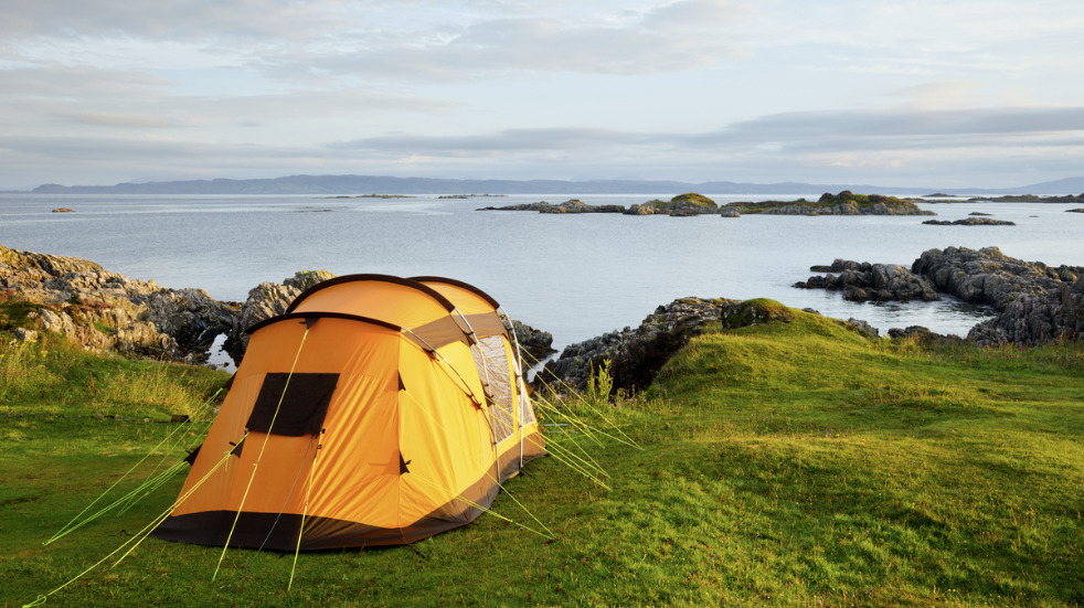 Camping and caravanning hobbies