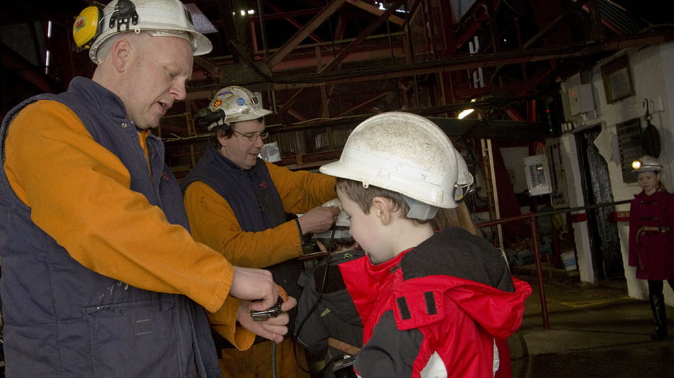 10 best family days out Cardiff The Big Pit National Coal Museum