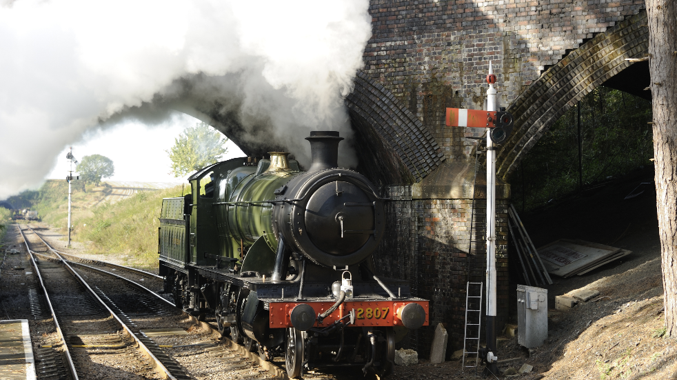 Visit Gloucestershire Warwickshire Steam Railway near Cheltenham