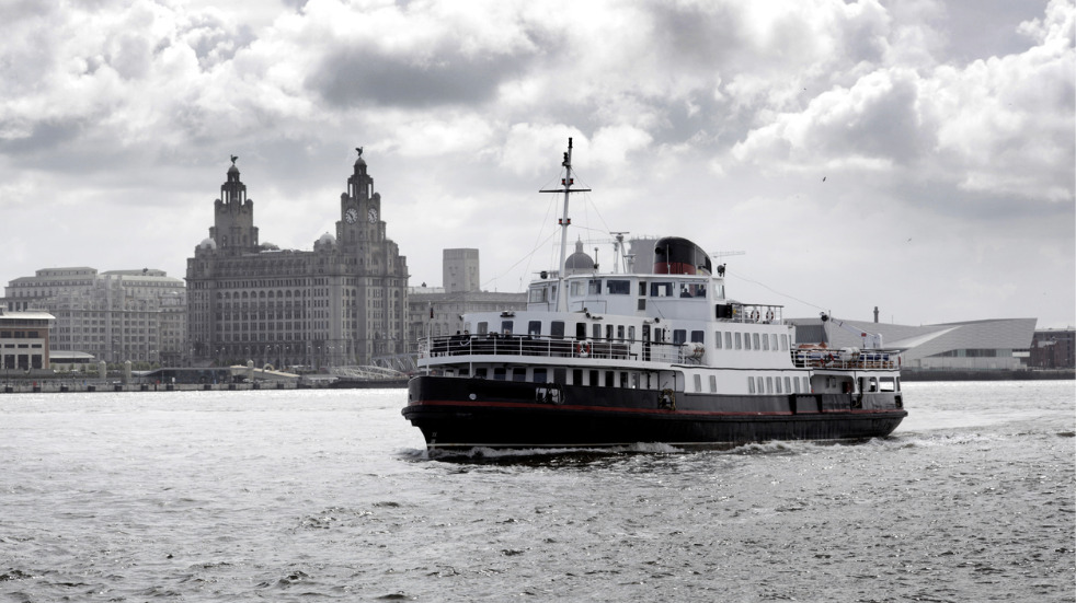 Liverpool ferry trips across the Mersey