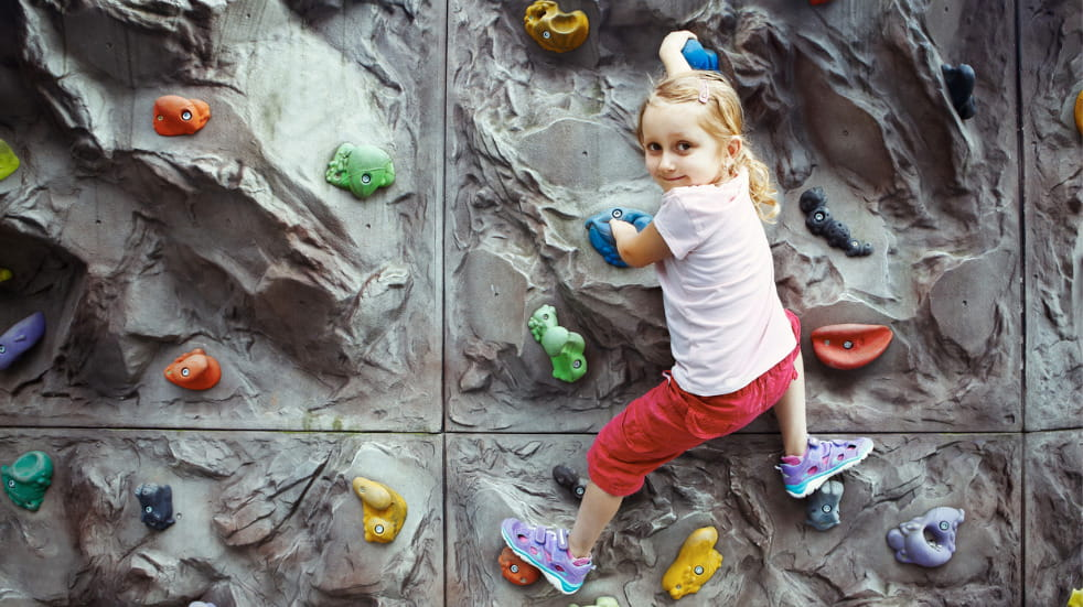 Liverpool Clip n Climb Awesome Walls