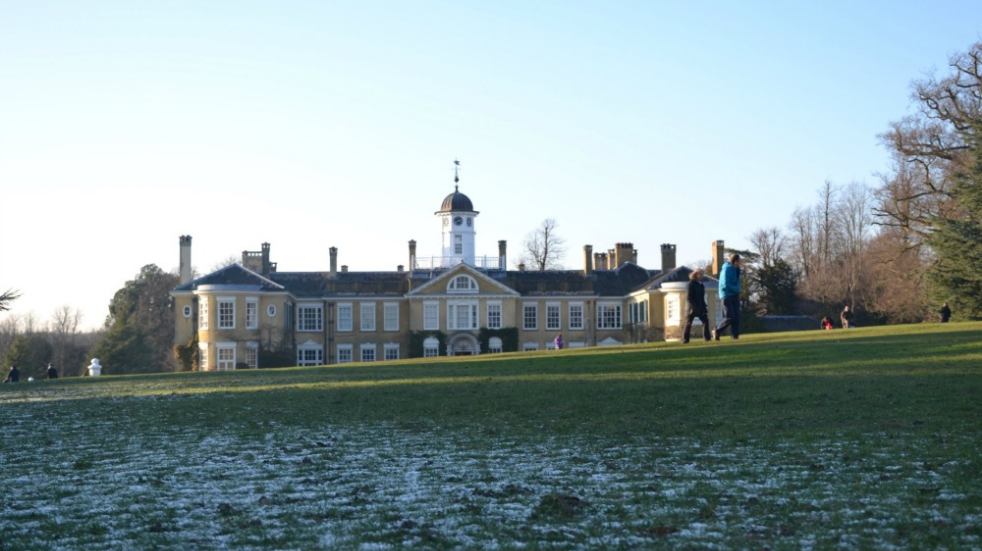 Things to do near London with kids Hampton Court