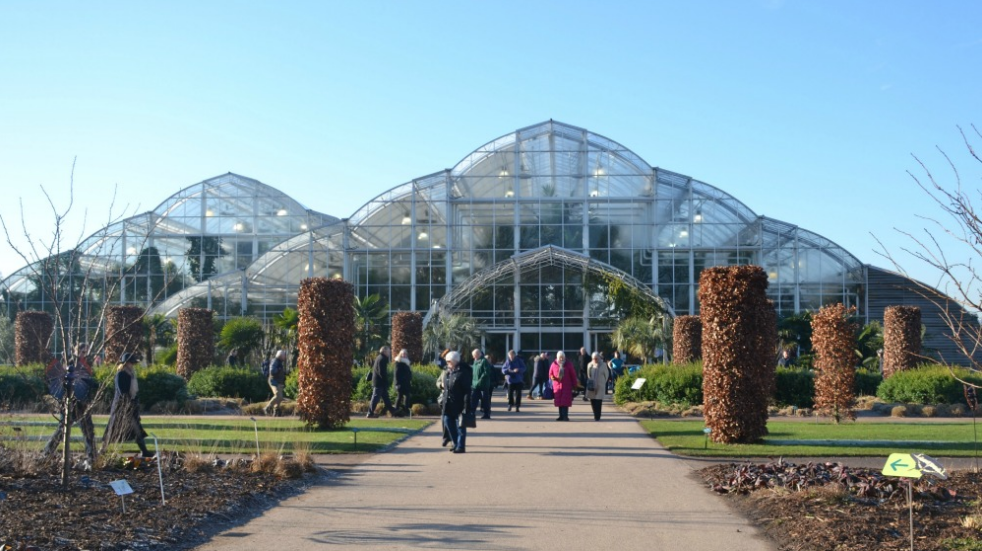Things to do near London with kids RHS Wieley
