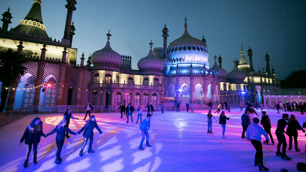 Ice rinks in Brighton