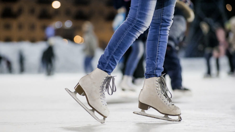 Hot tips on ice skating