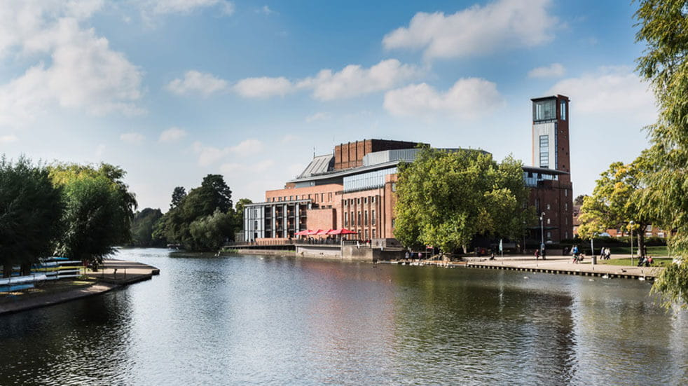 Stratford-upon-Avon is the authentic location to watch a Shakespeare play: credit RSC