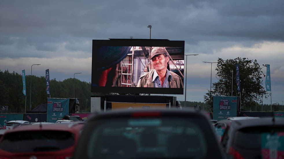 10 socially distanced days out drive in cinema