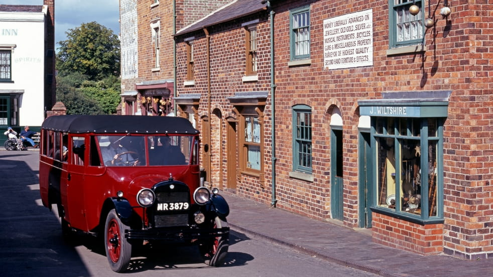 things to do in Birmingham Black Country Living Museum