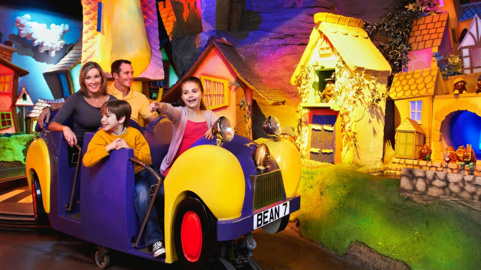 things to do in Birmingham Cadbury World