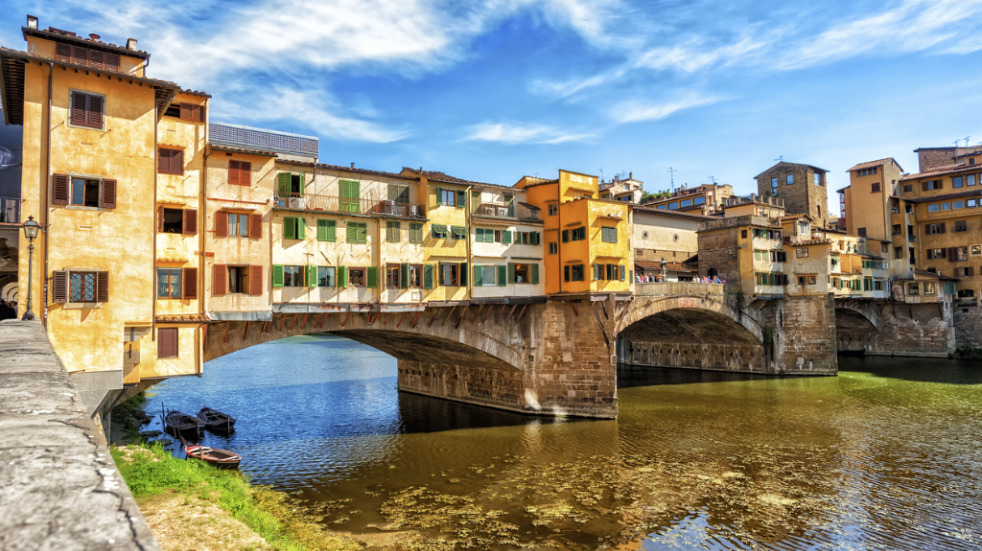 Ponte Vecchio best things to do Florence Italy