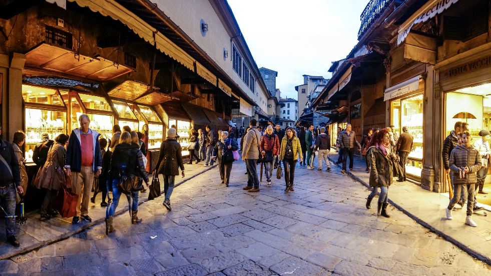 Best places to shop in Florence