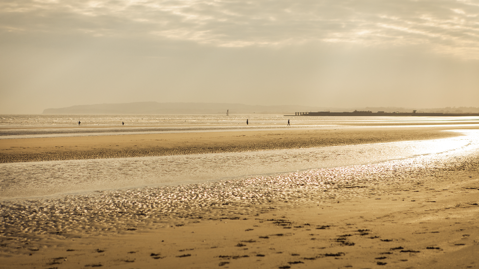 camber sands beach sussex