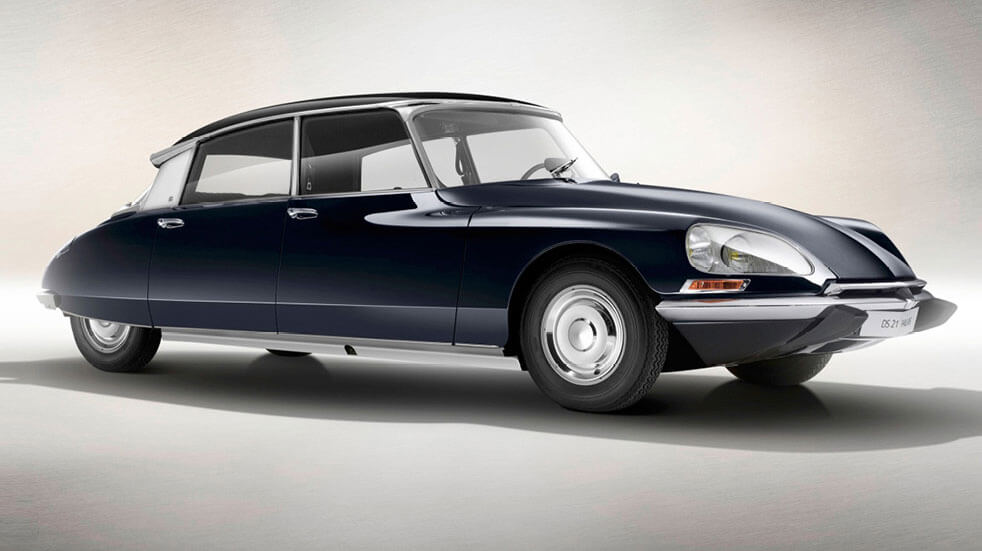 The 100 best classic cars: Citroen DS