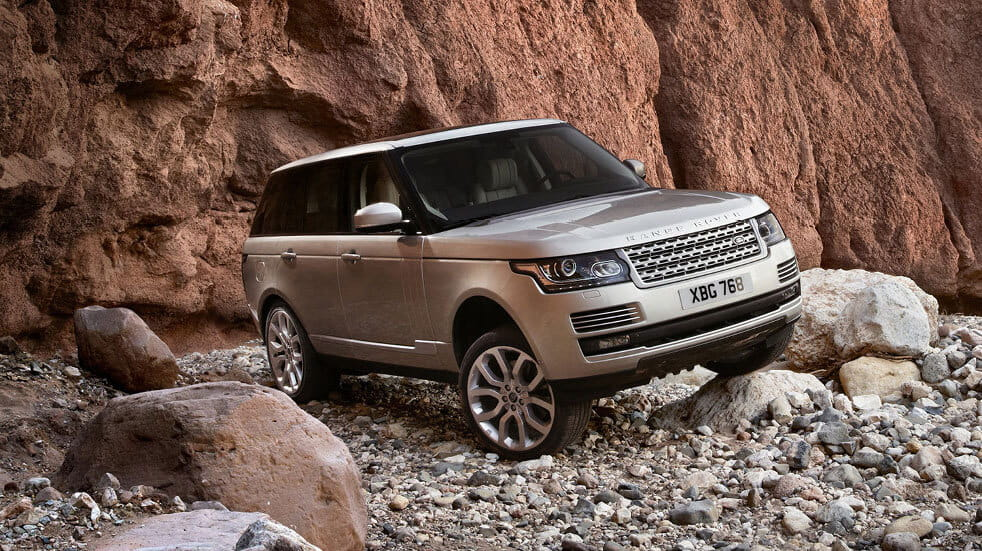 The 100 best classic cars: Range Rover