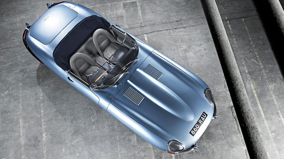 The 100 best classic cars: E Type Jaguar