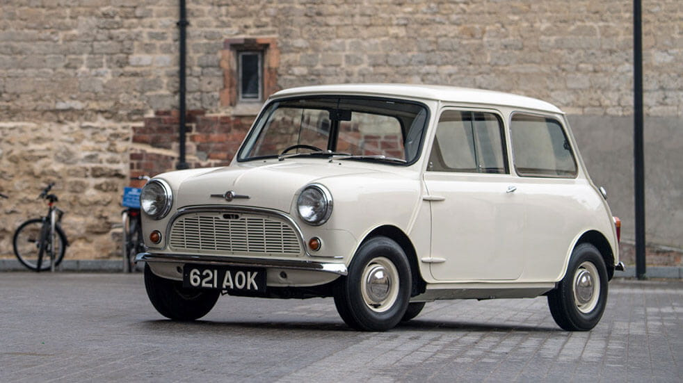 The 100 best classic cars: the Mini Cooper