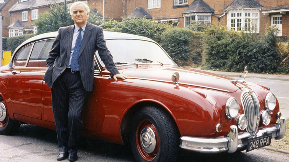 The 100 best classic cars: Mark II Jaguar from Inspector Morse