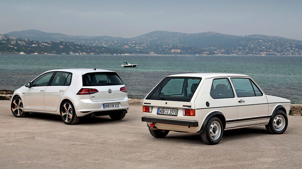 The 100 best classic cars: VW Golf