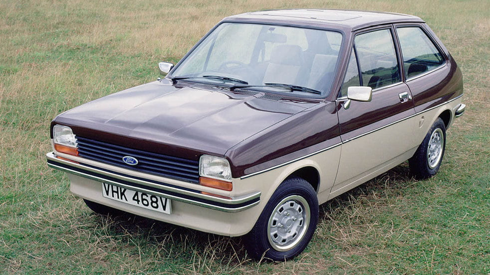 The 100 best classic cars: Ford Fiesta