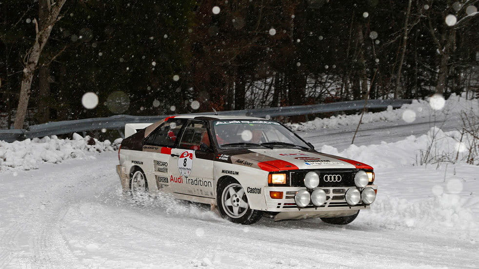 The 100 best classic cars: Audi Quattro