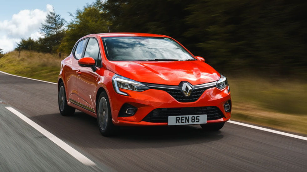 The latest Renault Clio is another cracking supermini