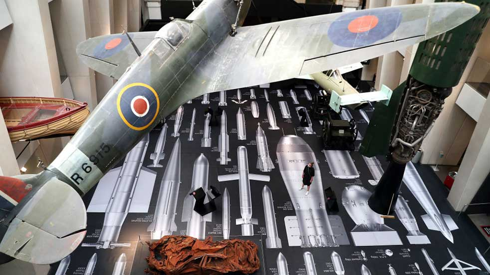 25 free events November aeroplane museum
