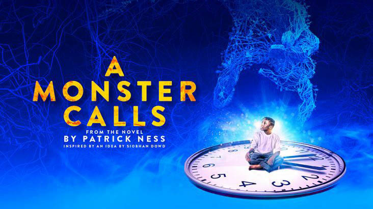25 free things June 2020; A Monster Calls