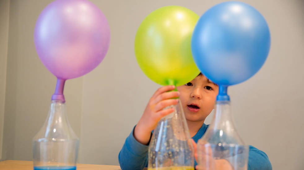 25 free things to do this month: bonkers balloon show science experiments