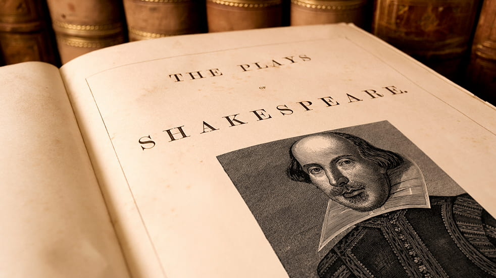 25 free things to do this month: Shakespeare's birthday