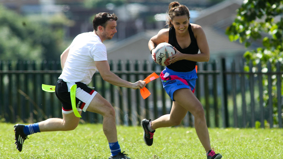 25 free things to do in April: tag rugby taster session