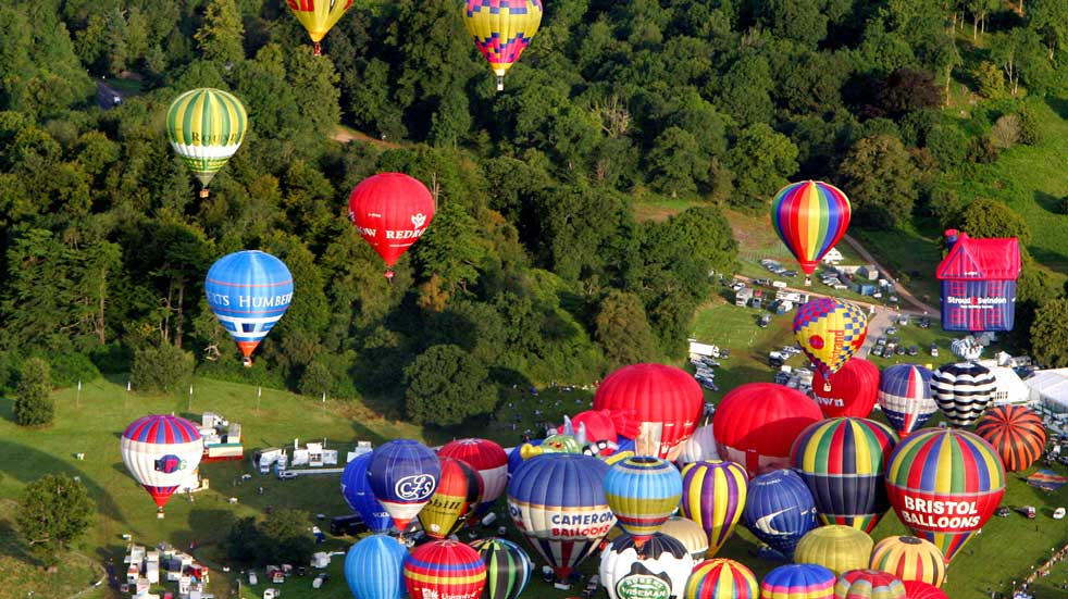 25 free things to do August Bristol balloon fiesta