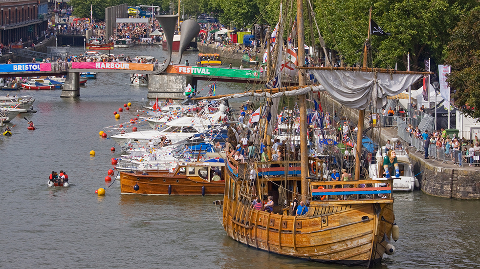 25 free things to do this month: Bristol Harbour Festival