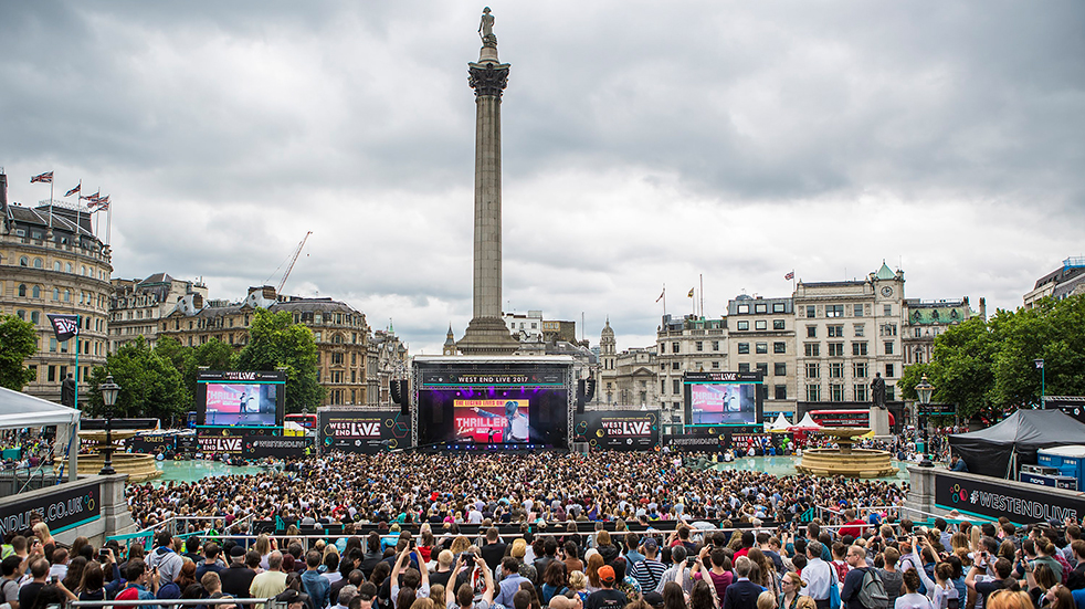 25 free things to do in June: West End Live