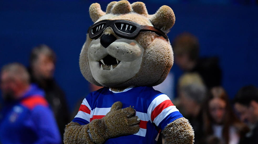 25 free things to do in June: Wakefield Trinity rugby mascot