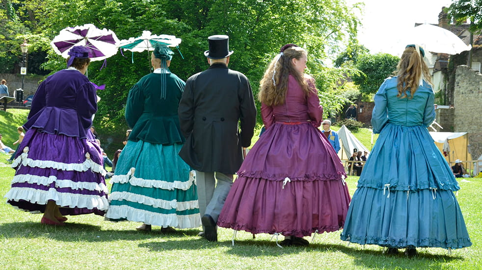 25 free things to do in May: LLandudno Victorian Extravaganza