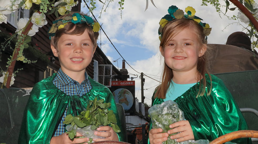 25 free things to do in May - Alresford Watercress Festival