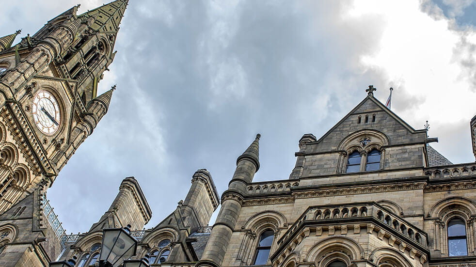 25 free things to do in October - GettyImages- Manchester Gothic
