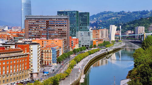 Best off peak holiday destinations in Spain: Bilbao