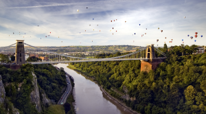 Day out at Bristol Balloon Fiesta