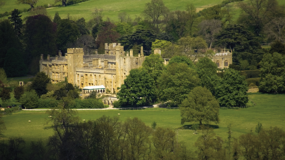 Sudeley Castle cotswolds