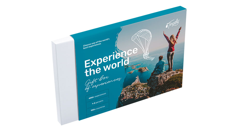 Christmas gift ideas Experience the World