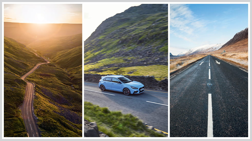 The 50 greatest UK drives: Glencoe in Scotland, Snowdonia Llanberis Pass, and Buttertubs Pass in the Yorkshire Dales