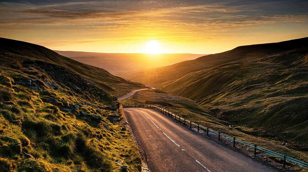 The 50 greatest UK drives – the best British road trips
