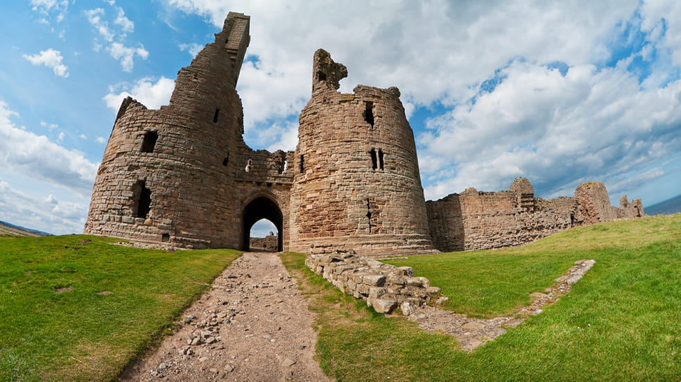 Best English Heritage visits: Dunstanburgh Castle