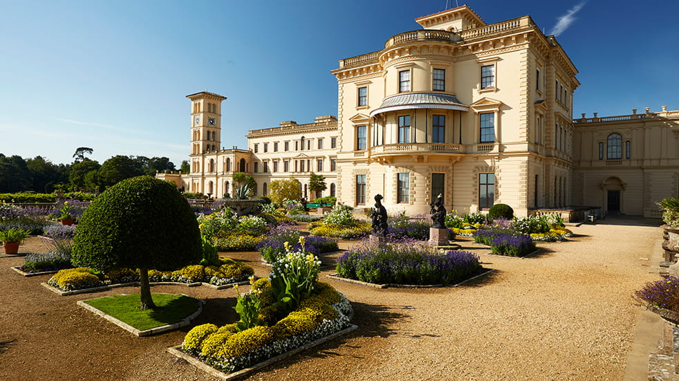 Best English Heritage visits: Osborne House