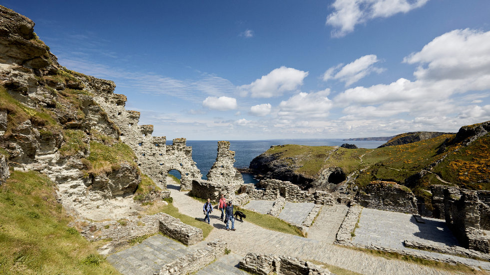 Tintagel English Heritage