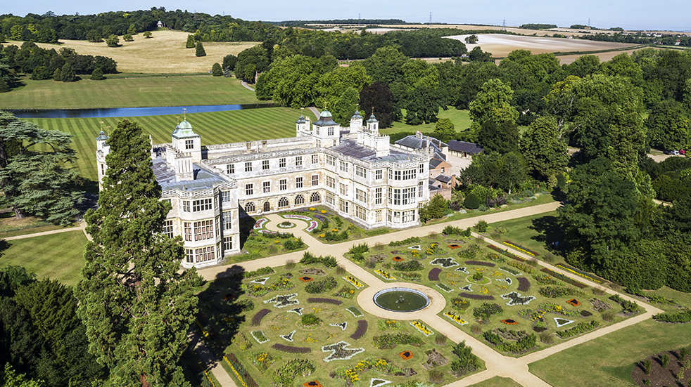 Best UK gardens to visit in Spring: Audley End House and Gardens